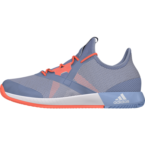 Adidas Womens Defiant Bounce blue/orange 2018