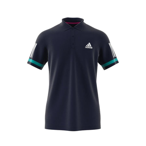 Adidas Club 3 Stripes Polo legend/ink