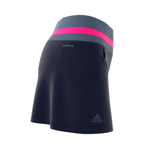Adidas Womens Club Skirt legend ink