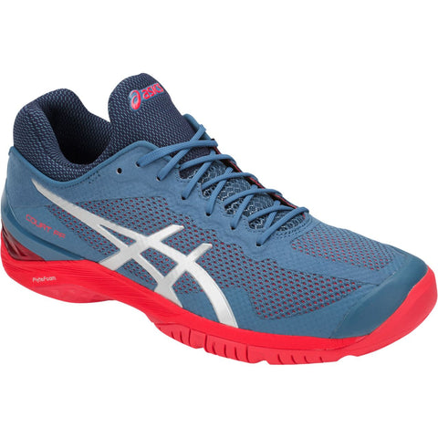 Asics Mens Court FF blue/silver