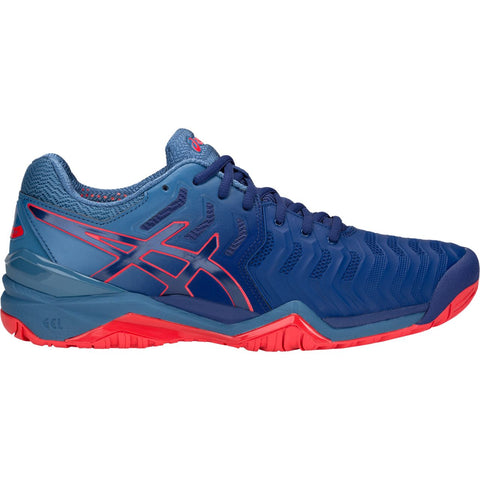 Asics  Gel Resolution 7 blue/red