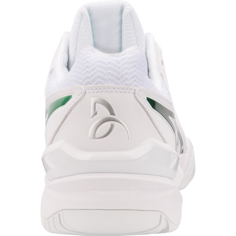 Asics Gel Resolution 7 Novak Wimbledon white/green