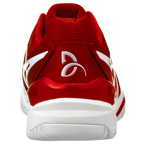 Asics Gel Resolution 7 Novak classic red/white/silver