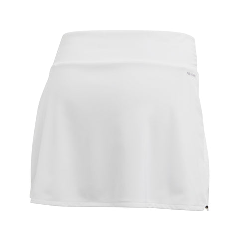 Adidas Womens Club Skirt - White/Silver/Black