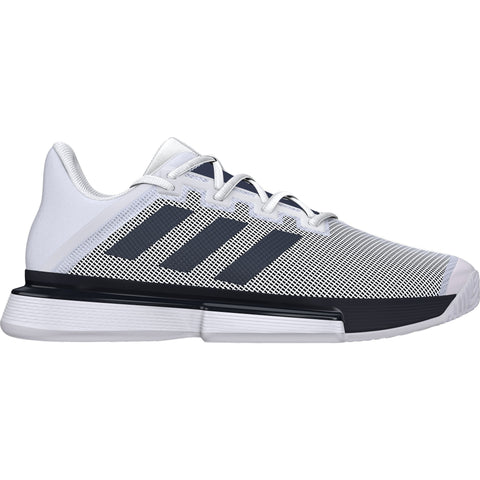 Adidas SoleMatch Bounce - White/Legend Ink/White