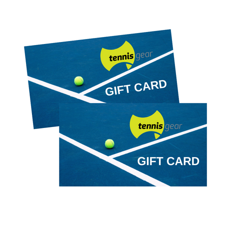 TennisGear Gift Card