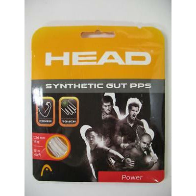 Head Synthetic Gut PPS 134 white 12m Set