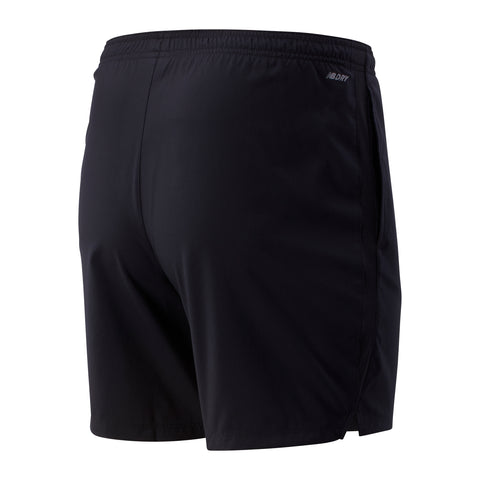 New Balance Accelerate 7 Inch Short - Black