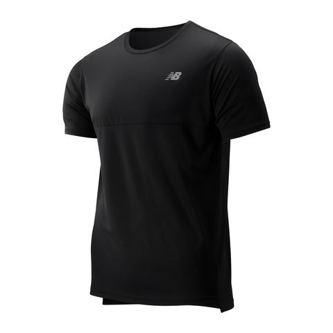 New Balance Accelerate SS Tee - Black