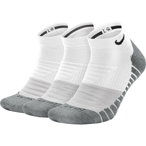 Nike Cushion Low 3 Pack white/grey