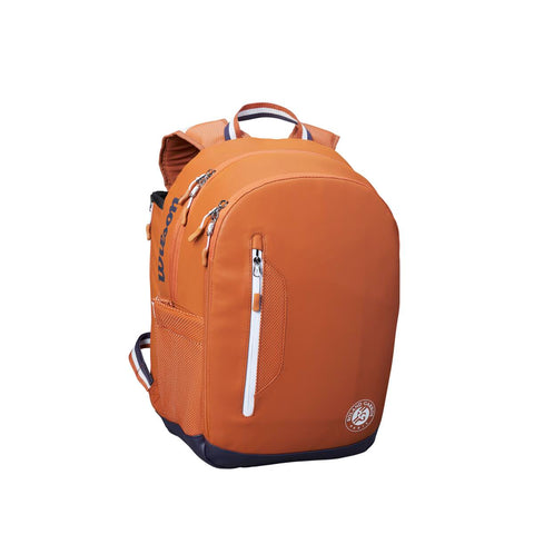 Wilson Roland Garros Tour Backpack - Clay/Nacy/White