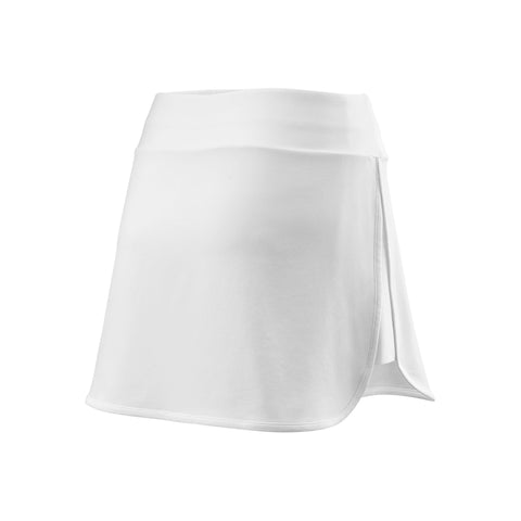 Wilson Womens Condition 13.5 Skirt white