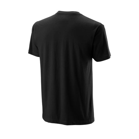Wilson Lineage Tech Tee - Black/White