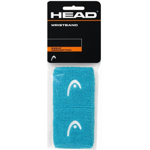 Head 2.5 inch Wristbands turquoise