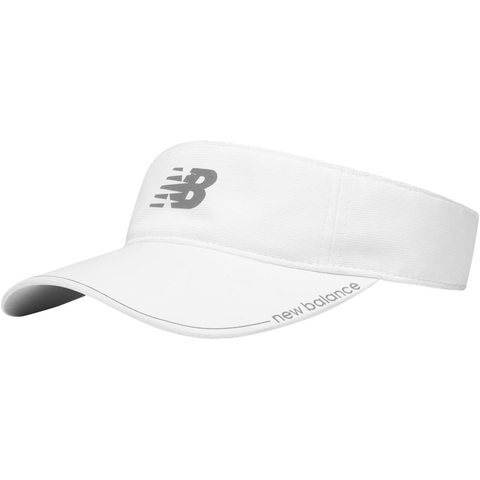 New Balance Accelerate Visor white