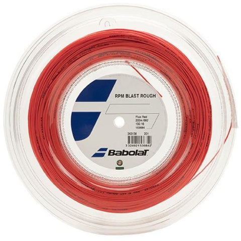 Babolat RPM Blast Rough 125 200m red