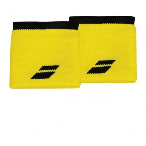 Babolat Wristband yellow/black
