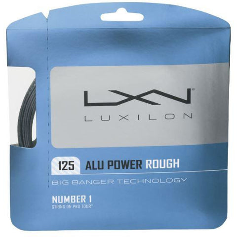 Luxilon ALU Power Rough 125 12m Set