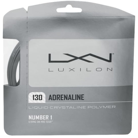 Luxilon Adrenaline 130 12m Set