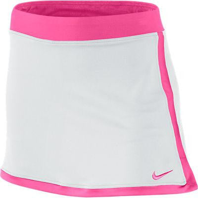 Nike Girls Club Skirt white/pink