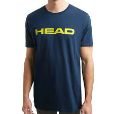 Head Club IVAN T-Shirt - DarkBlue/Yellow