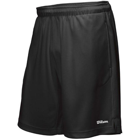 Wilson Mens 9 Knit Short black