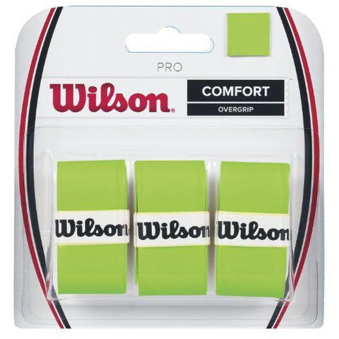 Wilson Pro Overgrip 3 Pack Blade
