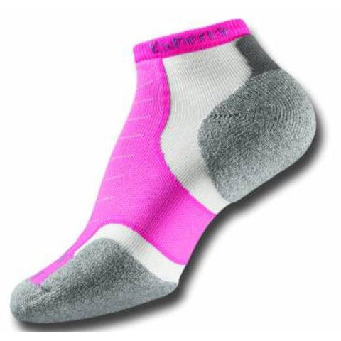 Thorlo Experia Coolmax Micro Mini Sock pink