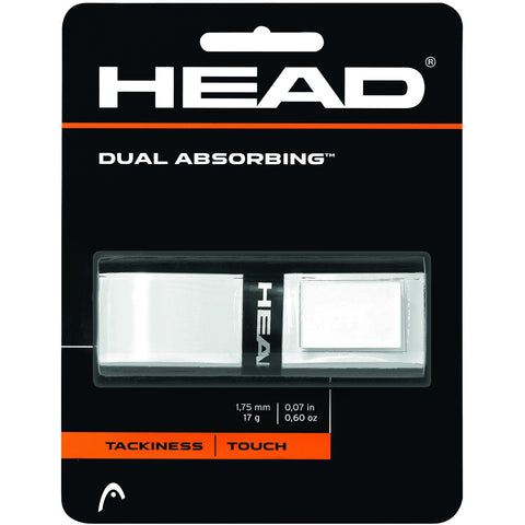 Head Dual Absorbing Replacement Grip assorted