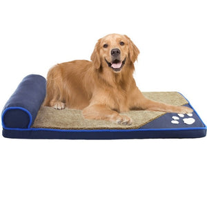 Comfy Washable Dog Bed