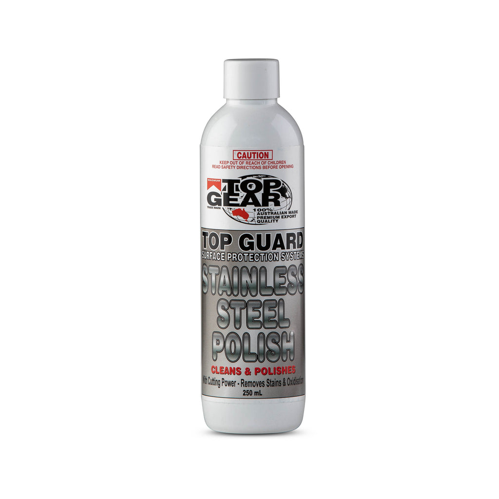 Top Gear Stainless Steel Polish