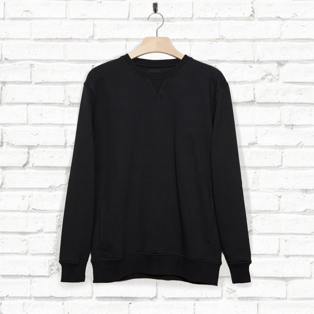 Indivita Hemp Jumper - Black