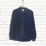 Indivita Hemp Long Sleeve Shirt - Blue