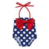 Zoe Mini Polkadot One Piece - meNmommy.com  - 1