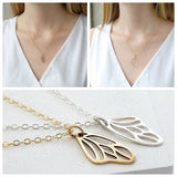 Butterfly Wing Necklace Set - meNmommy.com  - 2
