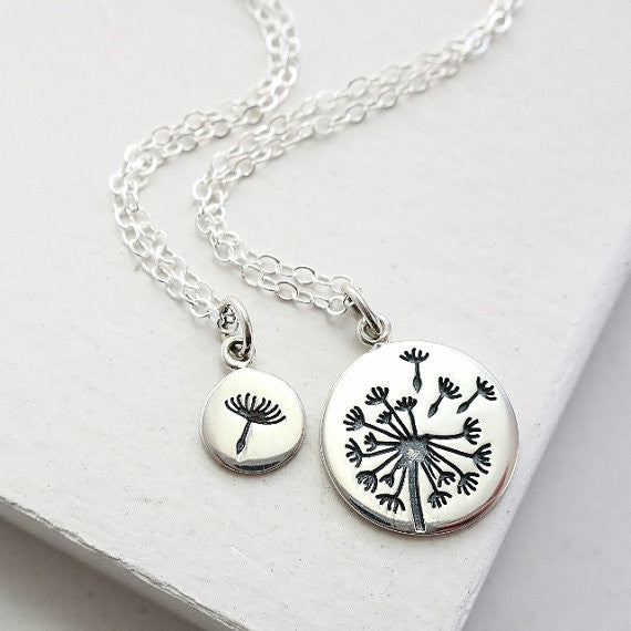 Dandelion Necklace Set - meNmommy.com
