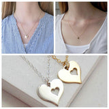 Heart Necklace Set - meNmommy.com  - 3
