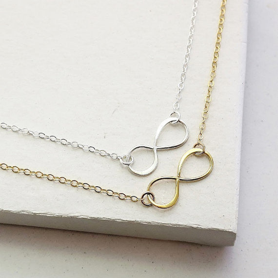 Infinity Necklace Set - meNmommy.com  - 1