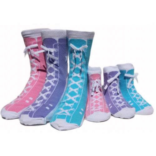 Pastel High Tops - meNmommy.com