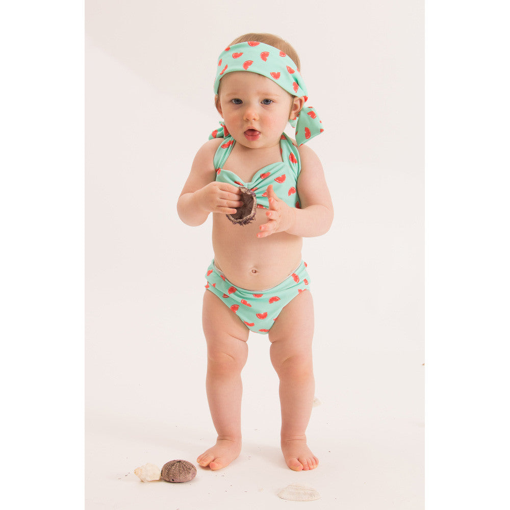Minty Fruity Mini Bikini - meNmommy.com  - 1
