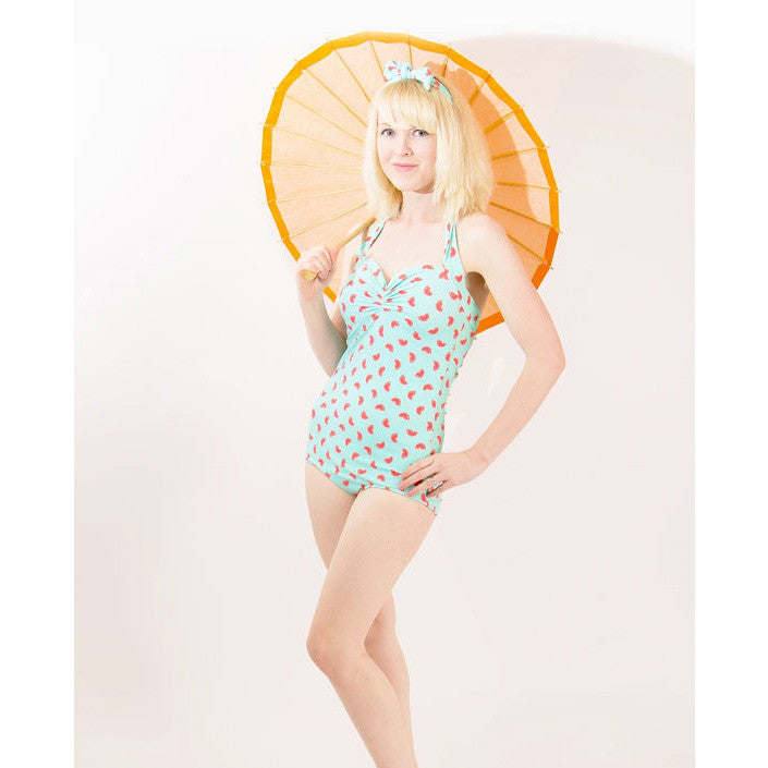 Minty Fruity One Piece - meNmommy.com  - 1
