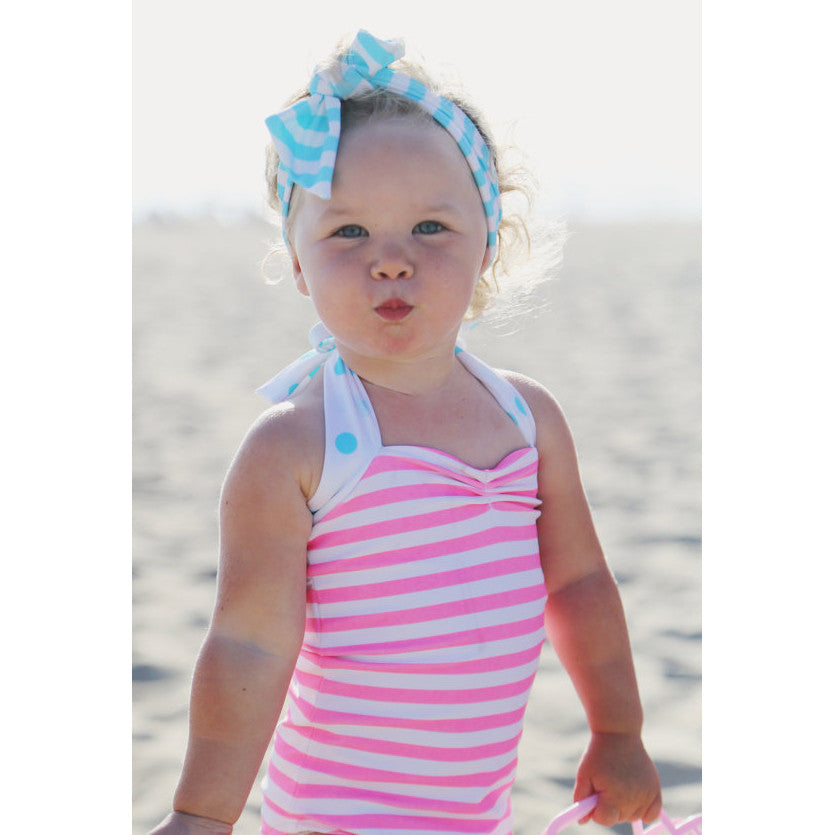 Candy Stripe Jr One Piece - meNmommy.com