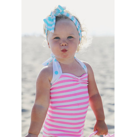 Candy Stripe Jr One Piece