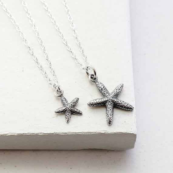 Starfish Necklace Set - meNmommy.com