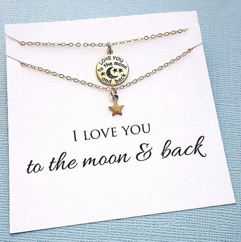 Love You To The Moon Disc Set