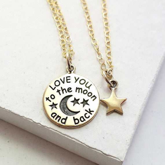 Love You To The Moon Disc Set - meNmommy.com  - 1