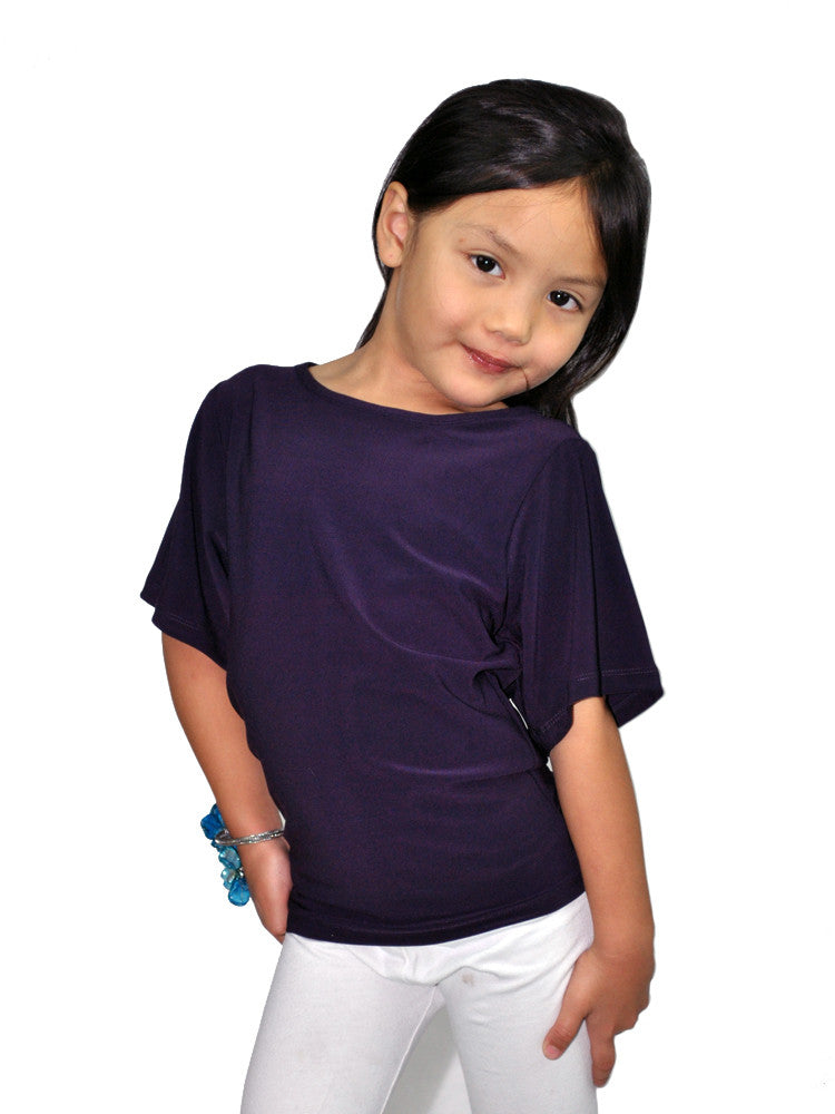 Bella Purple Top Jr - meNmommy.com