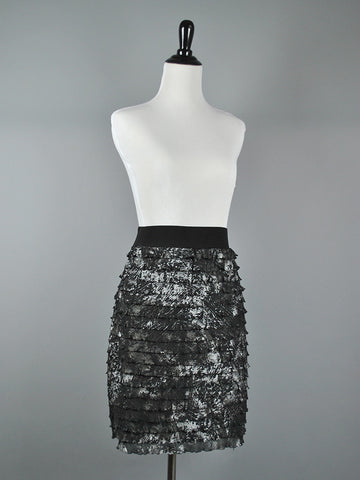 Chloe Charcoal Skirt Jr