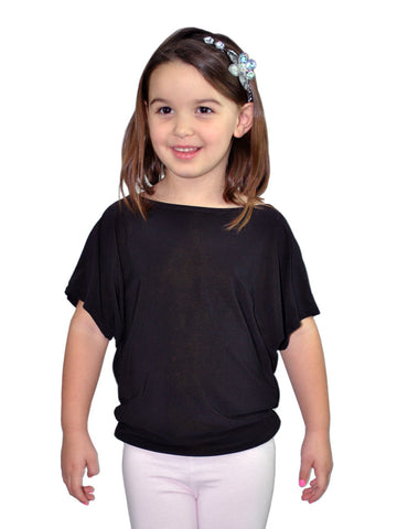 Bella Teal Top Jr