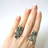 Twin Owl Rings - meNmommy.com  - 3